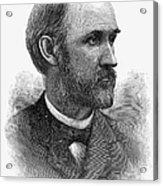 William Miller (1840-1917) Acrylic Print