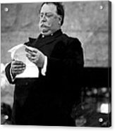 William Taft, 1857-1930, U.s. President Acrylic Print