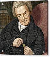 William Wilberforce, British Politician Acrylic Print by Sheila Terry