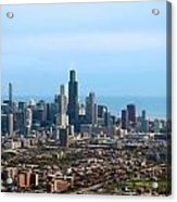 Willis Sears Tower 05 Chicago Acrylic Print