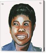 Wilma Rudolph Acrylic Print