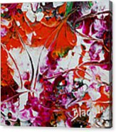 Wilted Flowers Acrylic Print