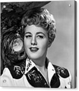 Winchester 73, Shelley Winters, 1950 Acrylic Print