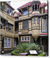 Winchester House - Door To Nowhere Acrylic Print