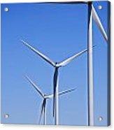 Wind Farm I Acrylic Print