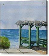Wind N Sea Acrylic Print