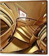 Winding Staircase Acrylic Print