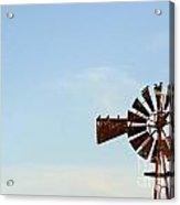 Windmill-3768 Acrylic Print