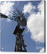 Windmill 4 Acrylic Print
