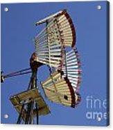 Windmill 8 Acrylic Print