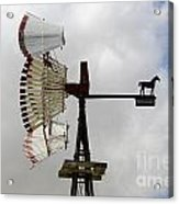Windmill 9 Acrylic Print