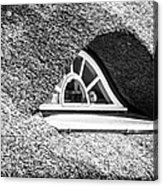 Window In A Roof Acrylic Print