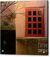 Window Light Acrylic Print