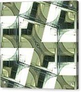 Window Mathematical  Acrylic Print
