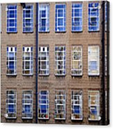 Window Matrix Acrylic Print