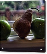 Windowsill 3 Acrylic Print