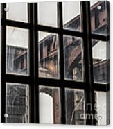 Window To The Past Acrylic Print