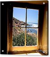 Window View 2 Acrylic Print