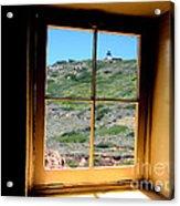 Window View 3 Acrylic Print