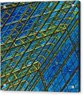 Windows And Reflections No.1058 Acrylic Print