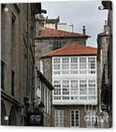 Windows Of Galicia Acrylic Print