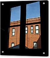 windows of Grace Acrylic Print