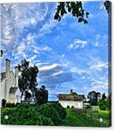 Windsor Castle Smithfield Va Acrylic Print
