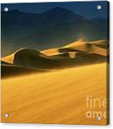 Death Valley Windswept 2 Acrylic Print
