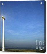 Windturbin Acrylic Print