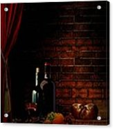 Wine Lifestyle Acrylic Print