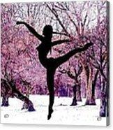 Winter Fantasy 01 Acrylic Print