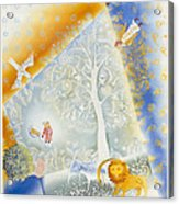 Winter In Paradise Acrylic Print