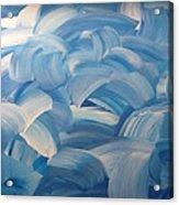 Winter Lillies Acrylic Print