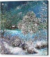 Winter Acrylic Print
