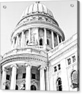 Wisconsin State Capitol Acrylic Print