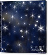 Wish Upon A Star Acrylic Print