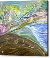 Wistful Dreams Acrylic Print