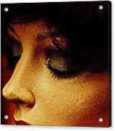 Womankin Acrylic Print by David Taylor
