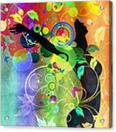 Wondrous 2 Acrylic Print