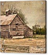 Wood Barn Acrylic Print