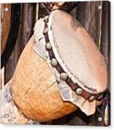 Wooden Instruments Acrylic Print