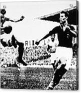 World Cup, 1938 Acrylic Print