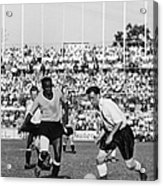 World Cup, 1954 Acrylic Print