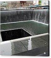 World Trade Center Memorial Acrylic Print