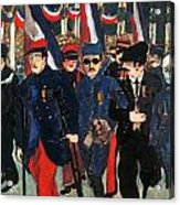 World War I: Veterans Acrylic Print