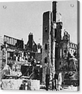 World War II: Tours, 1940 Acrylic Print by Granger