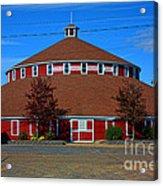 Worlds Largest Barn Acrylic Print