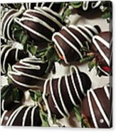 Wrapped In Chocolate Acrylic Print
