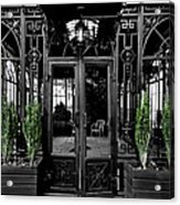 Wrought With Winter Acrylic Print