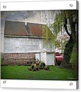 Wye Mill Acrylic Print